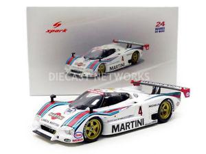 【送料無料】模型車 モデルカー スポーツカー スパークランチアルマンspark 118 lancia lc2 le mans 1985 18s161