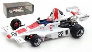 【送料無料】模型車 モデルカー スポーツカー スパーク#グランプリアランジョーンズスケールspark s5675 hill gh1 22 5th british gp 1975 alan jones 143 scale