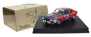 【送料無料】模型車 モデルカー スポーツカー フォードカプリルマンスケールtrofeu 2315 ford capri 2600 rs le mans 1972 rougetguerie 143 scale