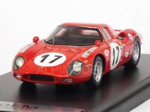 【送料無料】模型車 モデルカー スポーツカー フェラーリ#ルマンferrari 250 lm 17 le mans 1969 zeccoli 143 looksmart lslm060