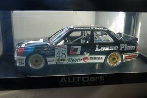 【送料無料】模型車 モデルカー スポーツカー デカm3e30 118 rare autoart dcalcos