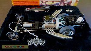 【送料無料】模型車 モデルカー スポーツカー ビッグパパドン118 gmp big daddy don garlits swamp rat 1, 1957 world speed record dragster