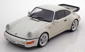 【送料無料】模型車 モデルカー スポーツカー ポルシェターボporsche 911 964 turbo 36 gt spirit zm070 neuamp;ovp 118