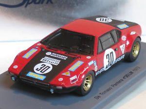 【送料無料】模型車 モデルカー スポーツカー スパークドルマンフェルナンド#spark 143 de tomaso pantera le mans 1972 fernando baveria juncadella 30 ovp