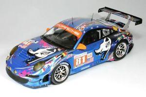 【送料無料】模型車 モデルカー スポーツカー ポルシェルマンフライングリザードモータースポーツporsche 997 gt3 rsr 24h le mans 2011 flying lizard motorsports 118 spark 18s053