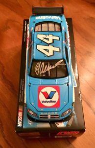【送料無料】模型車 モデルカー スポーツカー アルメンディンガーサインダッジダイカストaj allmendinger autographed signed 124 rare 2009 valvoline dodge nascar diecast