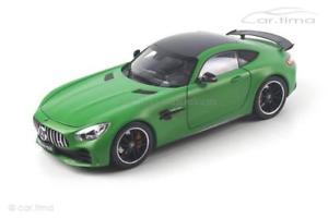【送料無料】模型車 モデルカー スポーツカー メルセデスベンツクーペマットグリーンmercedesbenz amg gt r coupe matt grn norev 118 b66960416
