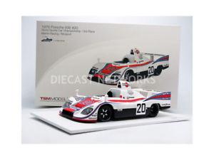 【送料無料】模型車 モデルカー スポーツカー ミニチュアポルシェモスポートtruescale miniatures 118 porsche 93676 wscc mosport 1976 tsm151843r
