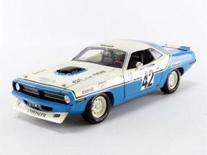 送料無料 模型車 モデルカー スポーツカー プリマスバーダトランスアムクライスラーフランスacme118plymoutDe2Y9IbWEH