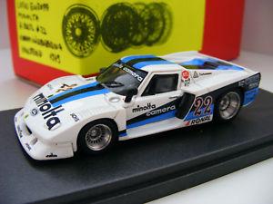 【送料無料】模型車 モデルカー スポーツカー ロータスヨーロッパミノルタキロニュルブルクリンクlotus europa zakspeed ertl minolta 1000km nrburgring 1979 madyero remember 143