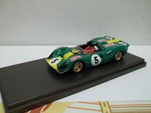 【送料無料】模型車 モデルカー スポーツカー フェラーリデルサウスアフリカmg sc143 ferrari 412p 3h del sud africa 1968,realdy built