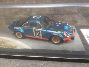 【送料無料】模型車 モデルカー スポーツカー アルパインボックスキットモデルカーalpine a110 criterium cevennes in bbr box 143 built kit berlinetta modelcars