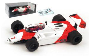 【送料無料】模型車 モデルカー スポーツカー スパークマクラーレン#アメリカグランプリジョンワトソンスケールspark s4302 mclaren mp41b 7 winner us east gp 1982 john watson 143 scale