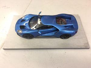 【送料無料】模型車 モデルカー スポーツカー フォードショーワールドワイドボックスford gt 118 show car blue by tsm limited 300 worldwide in the box vrare