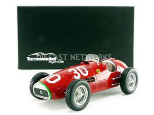 【送料無料】模型車 モデルカー スポーツカー テクノモデルフェラーリスイスグランプリtecnomodel mythos 118 ferrari 500 f2 winner swiss gp 1952 tm1866d