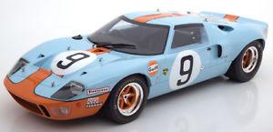 【送料無料】模型車 モデルカー スポーツカー ルマンフォードロドリゲスビアンキ112 cmr ford gt40 winner 24h le mans rodriguezbianchi 1968 gulf