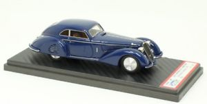 【送料無料】模型車 モデルカー スポーツカー アルファロメオツーリングneues angebotalfa romeo 6c 2300 mm berlinetta touring 1938