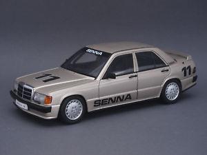 【送料無料】模型車 モデルカー スポーツカー ァーメルセデスベンツ#セナニュルブルクリンクneues angebot118 autoart mercedes benz 190e 23 16v 16 senna nrburgring 1984
