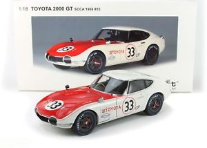 【送料無料】模型車 モデルカー スポーツカー トヨタ118 toyota 2000 gt autoart