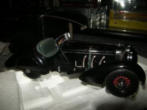 【送料無料】模型車 モデルカー スポーツカー メルセデスベンツブラックプリンス