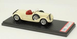 【送料無料】模型車 モデルカー スポーツカー アルファロメオスパイダーneues angebotalfa romeo 6c 2300 spyder brianza 1934