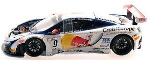 【送料無料】模型車 モデルカー スポーツカー マクラーレングアテマラレッドブルローブ#autoart 81342 mclaren 12c gt3 red bull s loeb a parente 9 118 neuovp