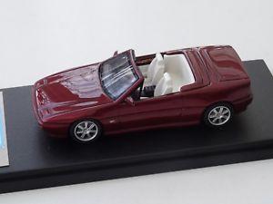 【送料無料】模型車 モデルカー スポーツカー モデルマセラティマセラティスパイダーバージョンneues angebotalezan models 143 maserati spider v8 opac 2me version 1994