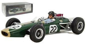 【送料無料】模型車 モデルカー スポーツカー スパークブラバム#フランスグランプリダンガーニースケールspark s4333 brabham bt7 22 winner french gp 1964 dan gurney 143 scale