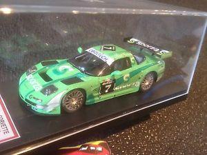【送料無料】模型車 モデルカー スポーツカー コルベットゾルダーマイナーcorvette c5r pk sporza 24h zolder 2006 longin kumpen mollekens hezemans 143