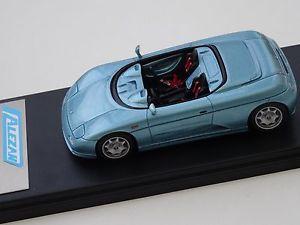 【送料無料】模型車 モデルカー スポーツカー モデルドバルケッタalezan models 143 de tomaso guara barchetta 1994