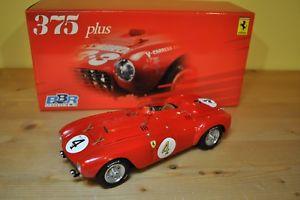 【送料無料】模型車 モデルカー スポーツカー フェラーリプラスゴンザレスルマンbbr ferrari 375 plus n4 24 hours of le mans 1954 pl gonzalez 118