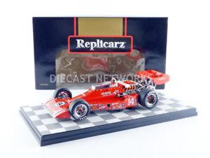 【送料無料】模型車 モデルカー スポーツカー コヨーテインディレースreplicarz 118 coyote gilmore racing winner indy 500 1974 r184952