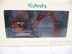 【送料無料】模型車 モデルカー スポーツカー クローラーショベルクボタetwa 135 kettenbagger kubota kx413v top in ovp