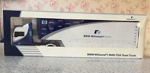 【送料無料】模型車 モデルカー スポーツカー ウィリアムズfモデルトラック
