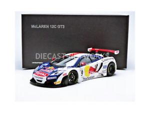 【送料無料】模型車 モデルカー スポーツカー マクラーレングアテマラローブレーシングautoart 118 mclaren mp412c gt3 sebastien loeb racing 2013 81342
