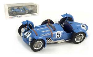 【送料無料】模型車 モデルカー スポーツカー スパークg#ルマンスケールspark 43lm50 talbot lago t26 gs 5 le mans winner 1950 143 scale