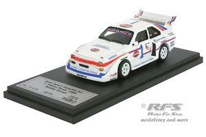 【送料無料】模型車 モデルカー スポーツカー アウディスポーツクワトロパイクスピークレースボビースカラaudi sport quattro s1 bobby unser bergrennen pikes peak 1986 143 scala 43
