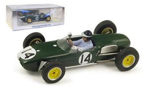 【送料無料】模型車 モデルカー スポーツカー スパークロータス#ポルトガルグランプリジムクラークスケールspark s1840 lotus 18 14 3rd portugal gp 1960 jim clark 143 scale