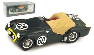【送料無料】模型車 モデルカー スポーツカー スパーク#ルマンブルックモリスグドールスケールspark s1394 triumph tr2 68 le mans 1955 brookemorrisgoodall 143 scale