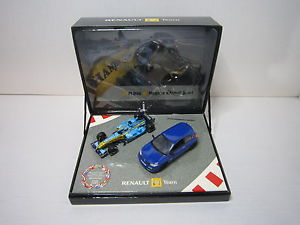 【送料無料】模型車 モデルカー スポーツカー ユニバーサルルノーメガーヌヌフdv6868 universal hobbies uh 143 cret renault megane rs f1 r26 2006 etat neuf