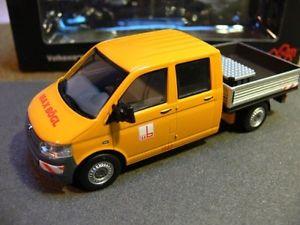 【送料無料】模型車 モデルカー スポーツカー ダブルキャビン150 nzg vw t5 doppelkabine max bgl 88806