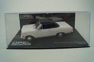 【送料無料】模型車 モデルカー スポーツカー モデルカーコレクションオペルオペルカブリオレ#modellauto 143 opel collection opel rekord a cabriolet 19631965 nr 94