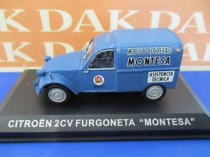 【送料無料】模型車 モデルカー スポーツカー モデルカーシトロエンヒートdie cast 143 modellino auto citroen 2cv furgonata moto montesa assistenza