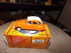 【送料無料】模型車 モデルカー スポーツカー シトロエンクラブミニチュアコレクションcitroen 2 cv 6 club 1979 voiture miniature 143 collection norev