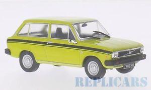 【送料無料】模型車 モデルカー スポーツカー ボックスボルボコンボライトグリーンwhite box wb167 volvo 66 kombi, hellgrn, 1975