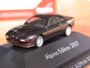 【送料無料】模型車 モデルカー スポーツカー クーペエディションブラックオーシャンビューherpa pc bmw alpina b 12 coupe tm edition 2007 schwarz 101769 ov