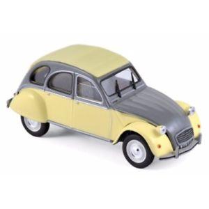 【送料無料】模型車 モデルカー スポーツカー citron 2cv dolly 1985 143 151398 norev