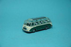 【送料無料】模型車 モデルカー スポーツカー セトラベインホバスグリーンヘルプbrekina 56018 setra s 6 bus grnhelfenbain ho 187 neu
