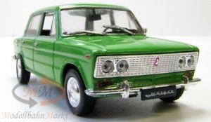 【送料無料】模型車 モデルカー スポーツカー ソロシアスケールサロンwas2103 schiguli limousine in grn udssrrussland scale 143 ovp