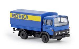 【送料無料】模型車 モデルカー スポーツカー トラックbrekina lkw magirus mk pritsche edeka 34716